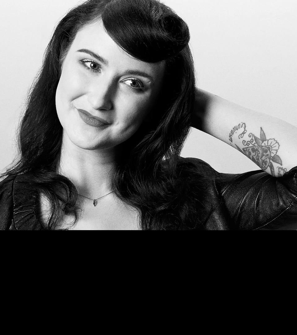 Rachel O'Donnell. Senior Artist