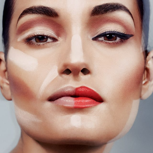 Bad foundation makeup