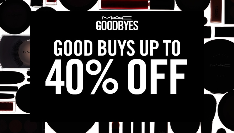 Goodbyes - MAC Makeup Sale | MAC Cosmetics - Official Site
