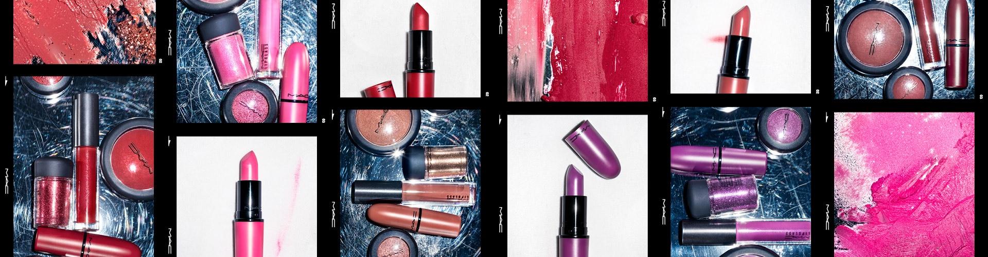 2019 year lifestyle- Makeup mac beautiful art collection