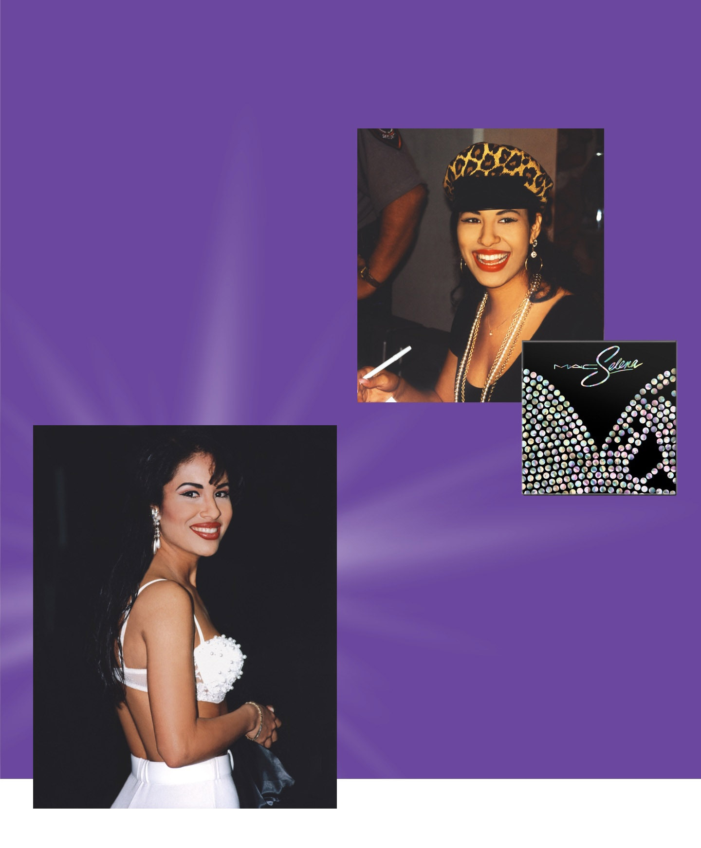 Selena Quintanilla Packaging | Mac Selena Collector's Vault Now Available! What's Inside Selena La Reina?