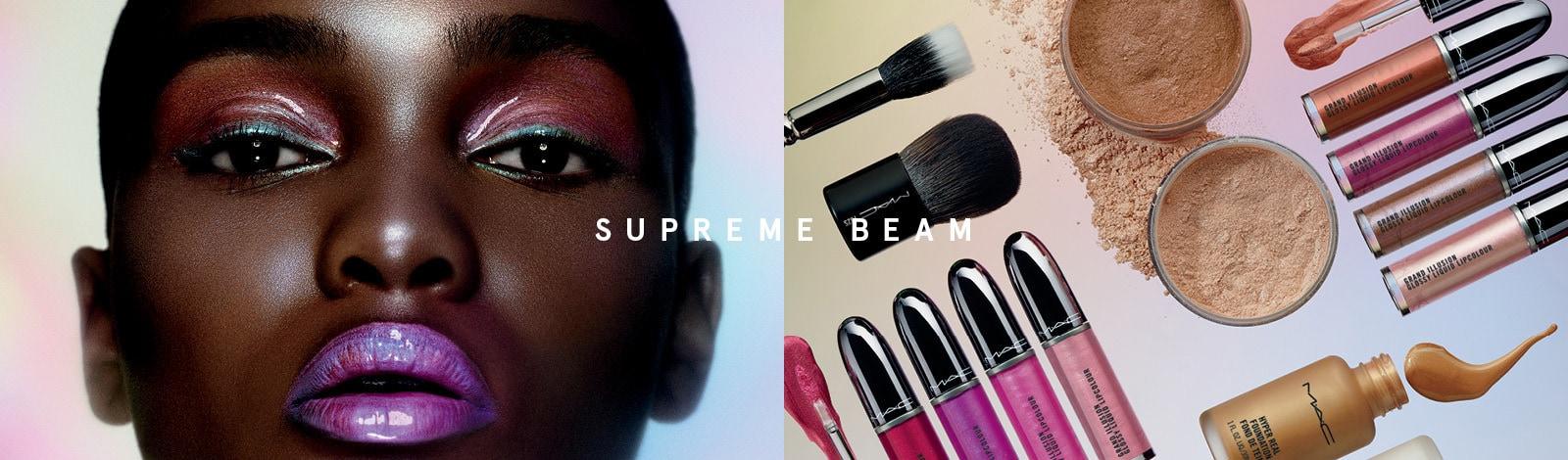 M·A·C Cosmetics Homepage
