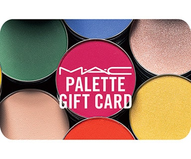 Gift Cards | MAC Cosmetics - Official Site