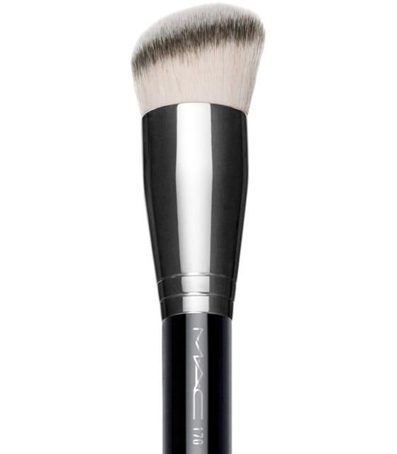 맥 170 신테틱 라운디드 슬랜트 브러쉬 M.A.C 170 Synthetic Rounded Slant Brush