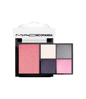 맥 M.A.C Full Face Kit / NICOPANDA,Primapanda