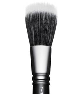 맥 페이스 브러쉬 M.A.C 187SH Synthetic Duo Fibre Face Brush