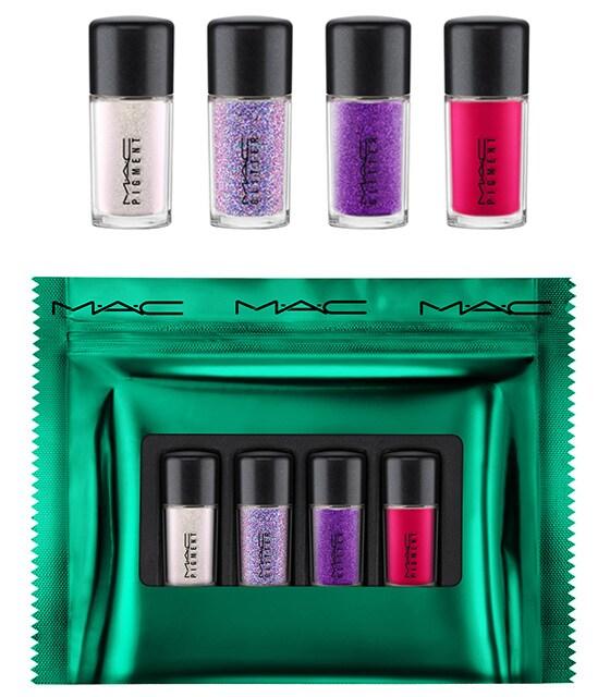 맥 M.A.C Mini Glitter & Pigments: Pink / Shiny Pretty Things,Pink