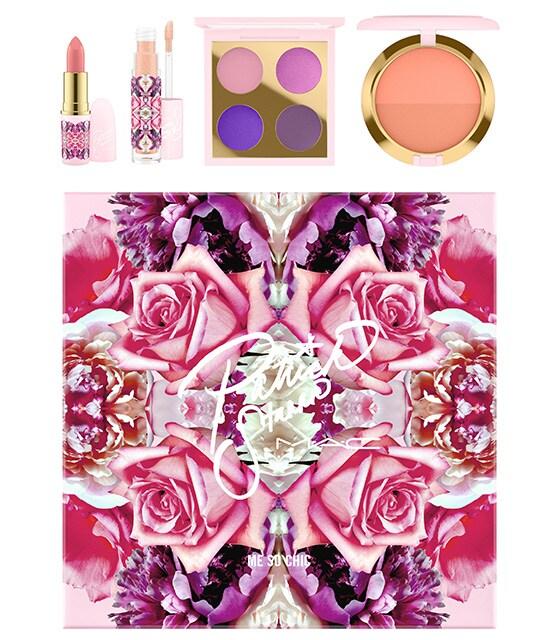 [NEW] 맥 x 패트릭스타 플로랄 리얼니스 풀 페이스 키트 M.A.C Patrickstarrr Floral Realness Full Face Kit