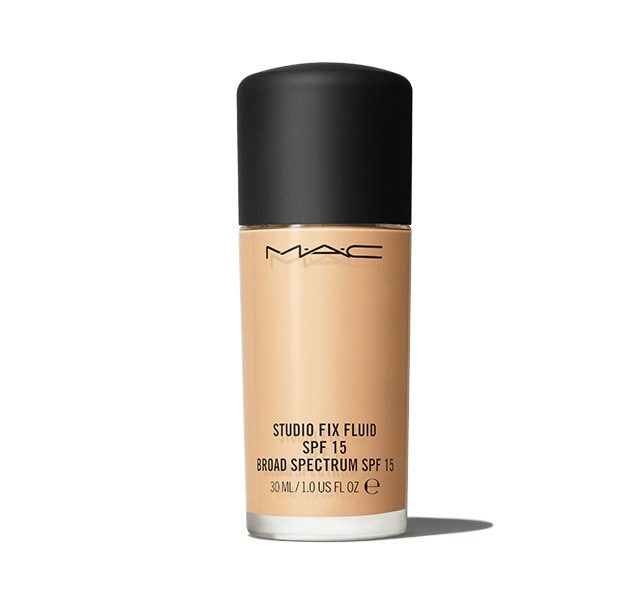 Mac Studio Fix Fluid Foundation With