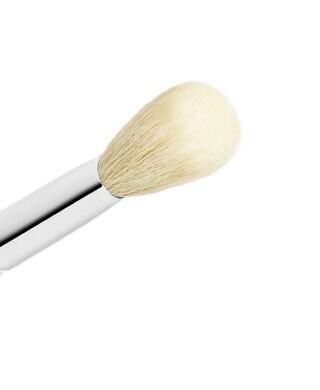 mac 168 brush. 168 large angled contour brush mac a