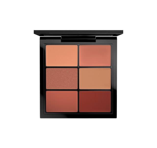 맥 MAC 프로 립 팔레트 / 브라운 PRO Lip Palette / 6 Modern Browns