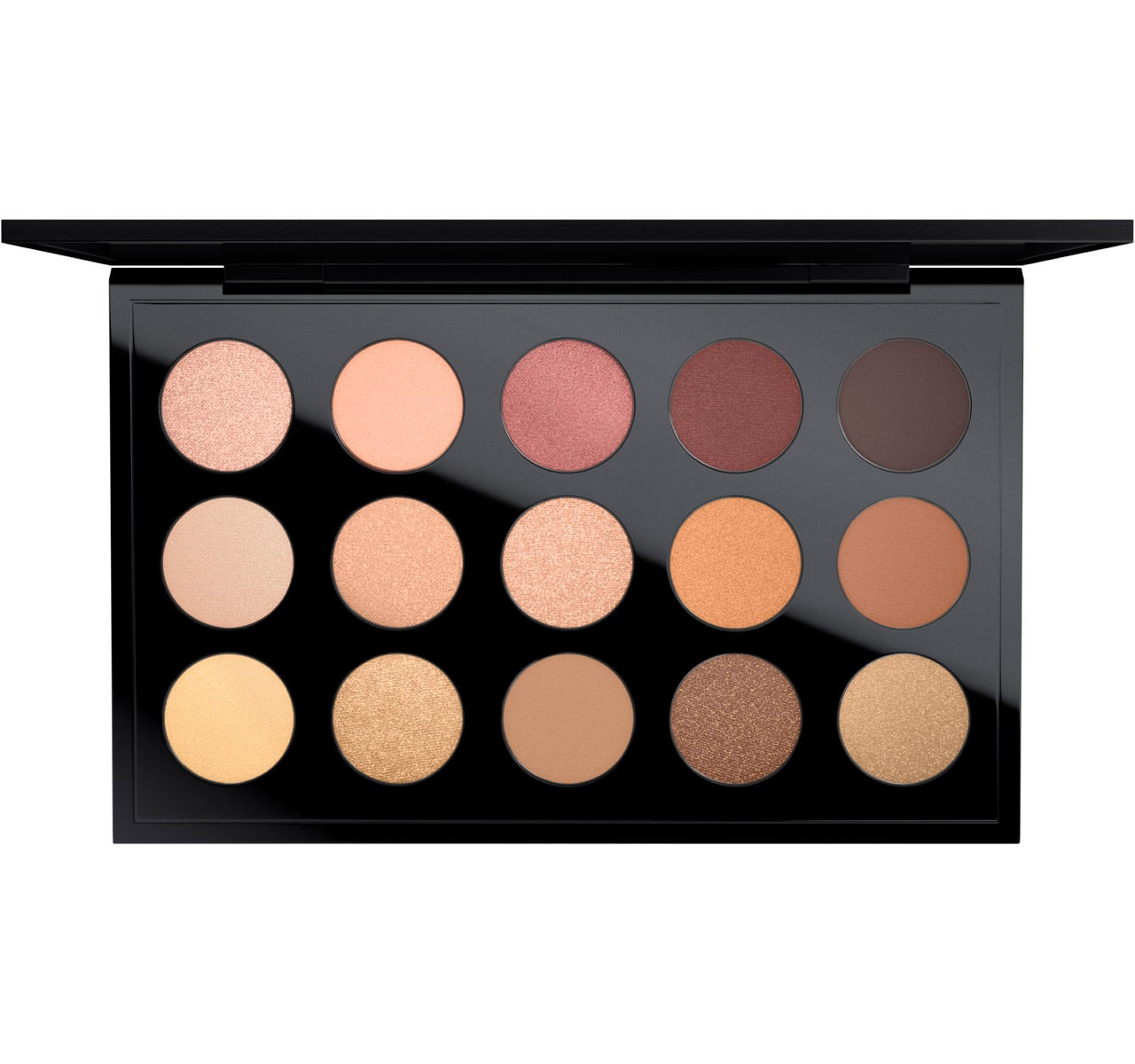 Eye Shadow X 15: Warm Neutral