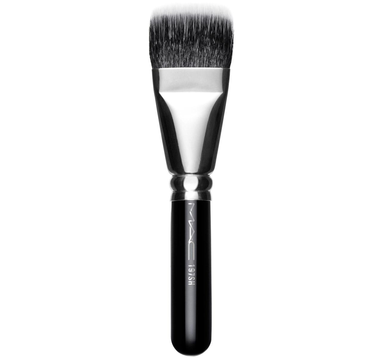 197 SH Duo Fibre Square Brush   MAC Cosmetics - Official Site