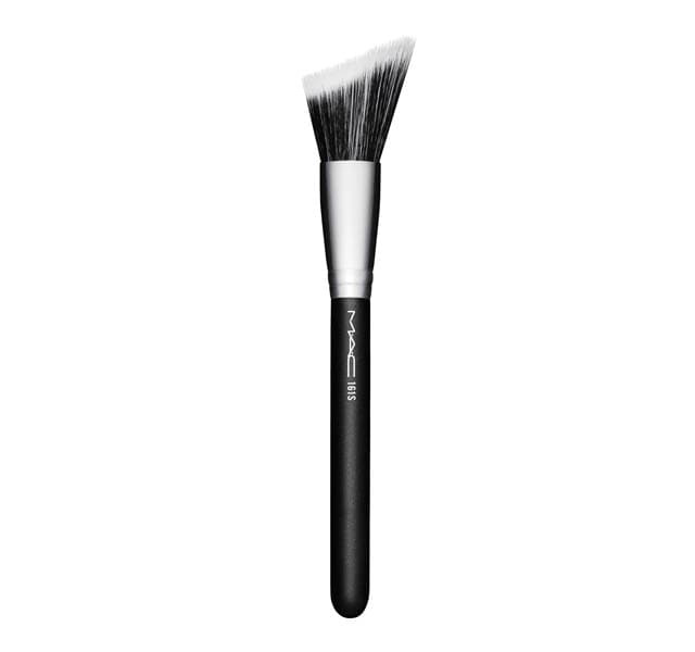 161 Synthetic Duo Fibre Face Glider Brush by Mac Cosmetics