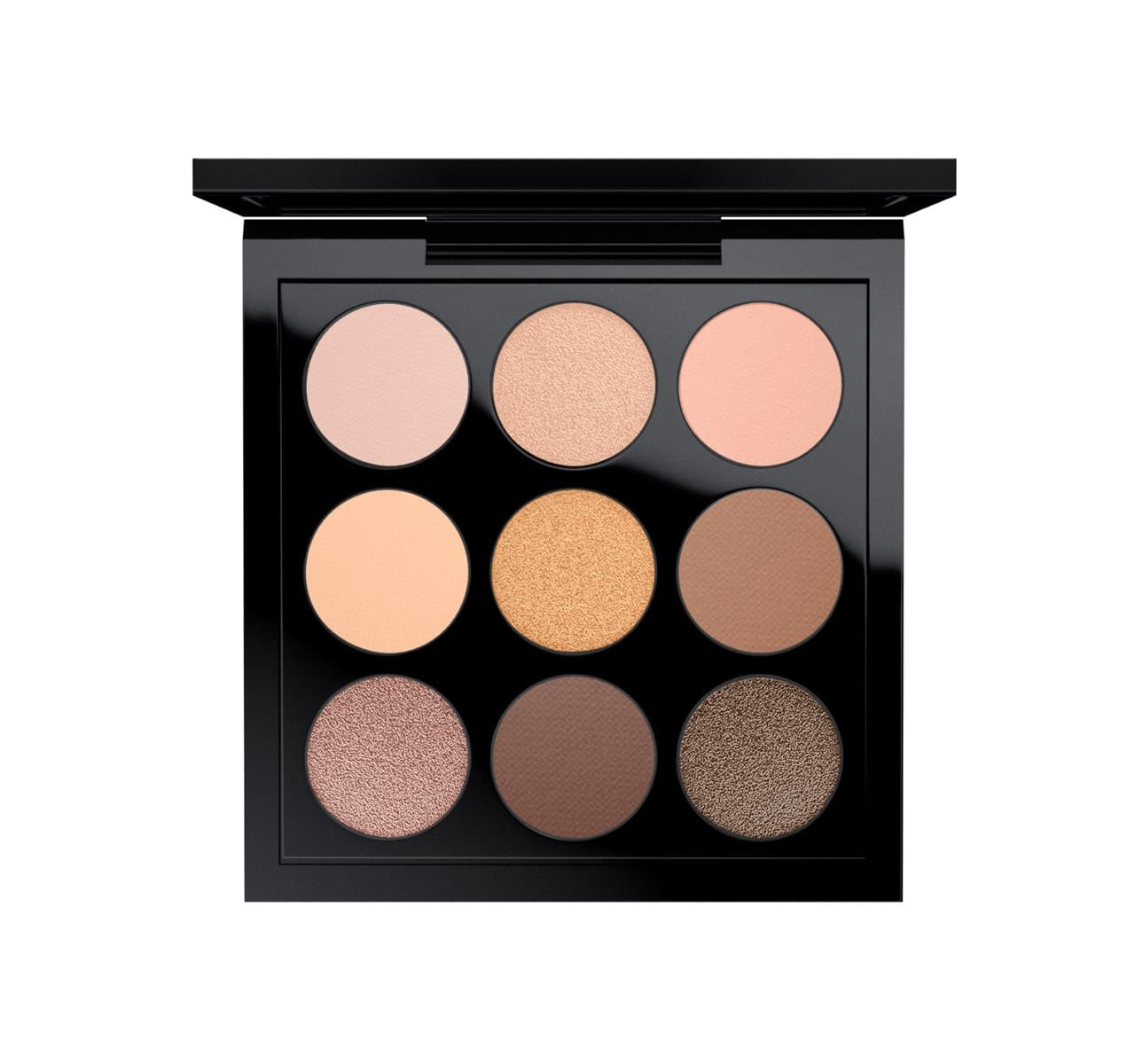 Eye Shadow x 9: Amber Times Nine