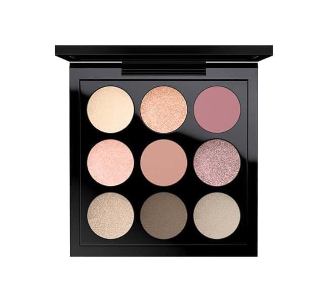 Eye Shadow x 9: Solar Glow Times Nine | MAC Cosmetics - Official Site