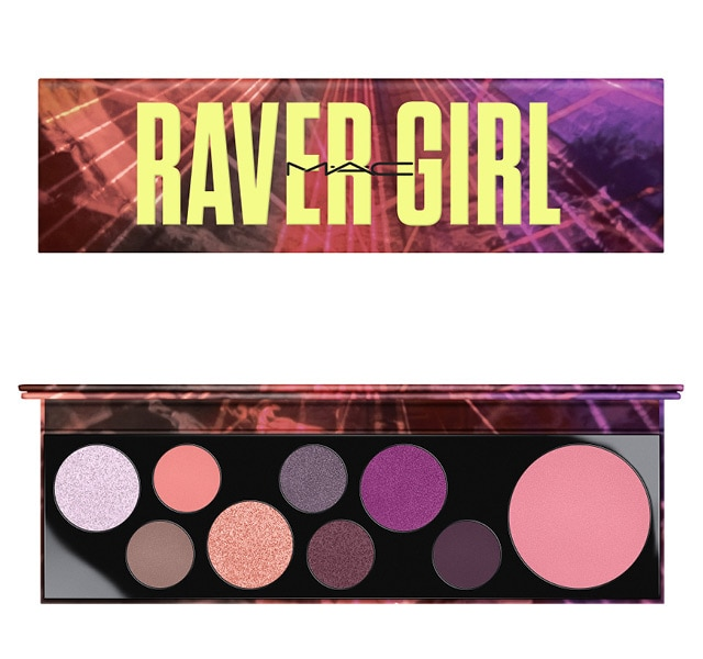 Raver Girl Palette by Mac Cosmetics