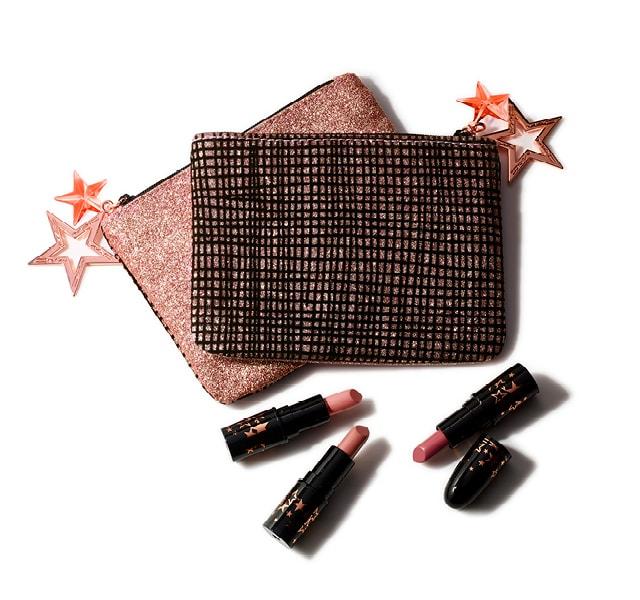 맥 2019 홀리데이 에디션: 럭키 스타 립스틱 키트 2종 [한정판] M.A.C Lucky Stars Lipstick Kit ($44 Value)