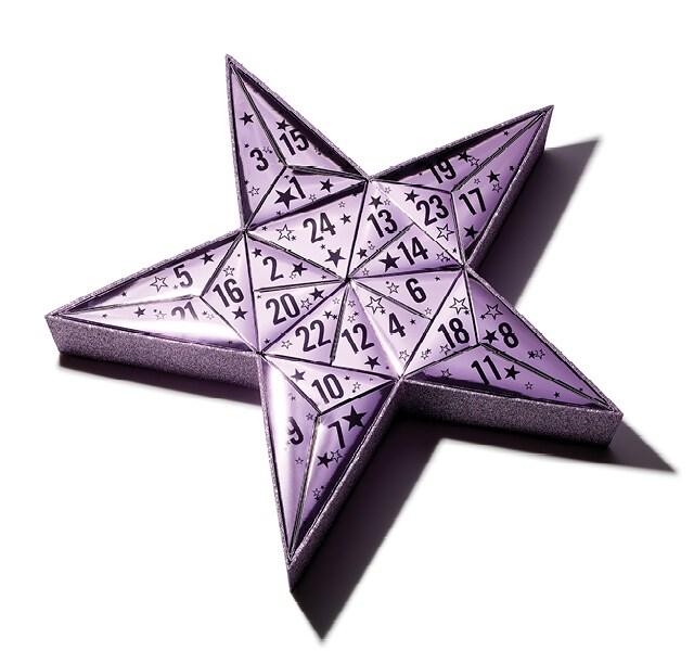 [2019 홀리데이] 맥 스타즈 포 데이즈 / 스타링 유 (24가지 미니 맥 베스트 아이템, 홀리데이 리미티드 캘린더) [한정판] M.A.C Stars For Days Advent Calendar ($300 Value)